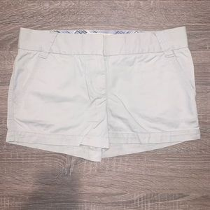 J.Crew Classic Twill Chino City Fit Shorts